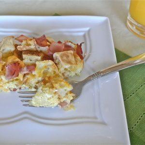Egg McMuffin Casserole