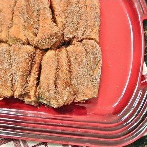 Cinnamon-Sugar Pull Apart Bread