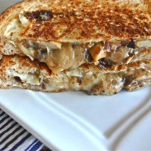Mushroom Melt Sandwich