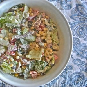 California Club Chopped Salad