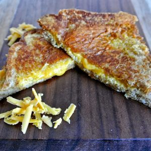Frico Grilled Cheese Sandwich