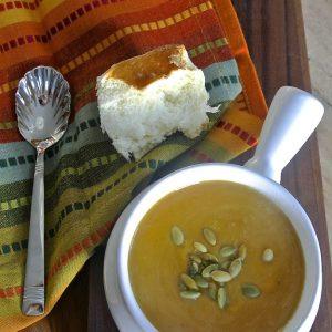Autumn Squash Soup {Panera Copycat}