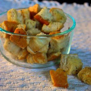 DIY: Croutons