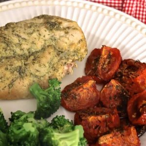 Pesto Ranch Chicken {Crock-pot}