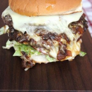 In-N-Out Animal-Style Burgers {Copycat}