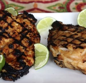 Sriracha Honey Lime Chicken