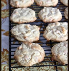 Browned Butter Butterscotch Cookies