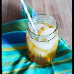 Vanilla Almond Sweet Tea