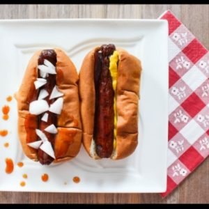 Sweet BBQ Hot Dog Sauce