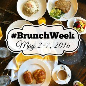Introduction to #BrunchWeek 2016