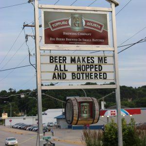Barbee Beer Roadtrip {Part 3}