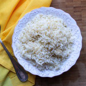 Butter Rice