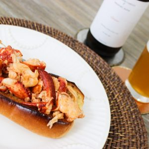 Browned Butter Lobster Rolls